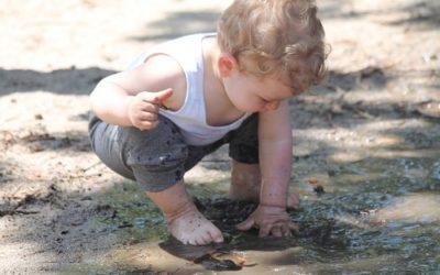 I bambini hanno anche bisogno di sporcarsi