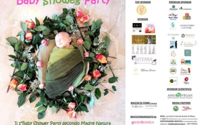 BABY SHOWEG PARTY edizione primaverile